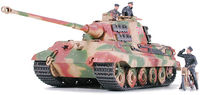 German King Tiger Ardennes Front - Image 1