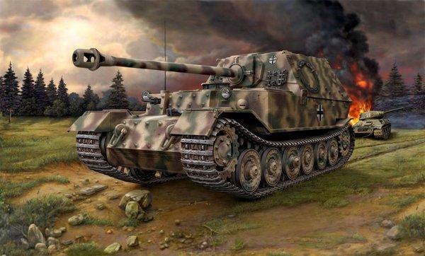 Sd Kfz 184 Tank Hunter Elefant Revell 03254