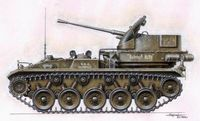 M19 40mm Gun Motor Carriage