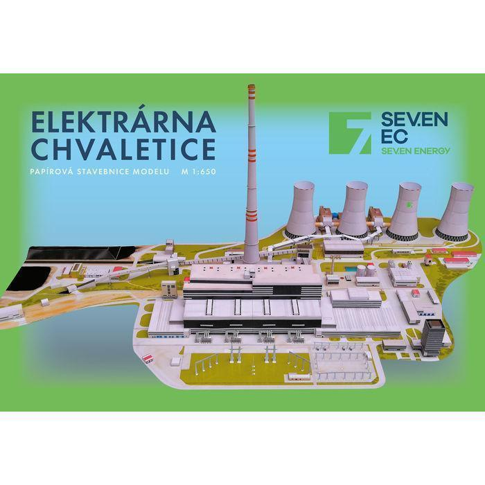 Elektrownia w Chvaletice (Power plant in Chvaletice) - Image 1
