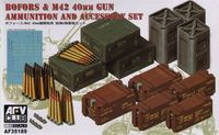 Bofors & M42 40mm Ammunition & Accessories Set