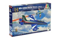 MB-339A P.A.N. 2018 Livery
