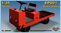 EP001 electric platform truck