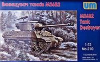 American M36B2 Tank destroyer
