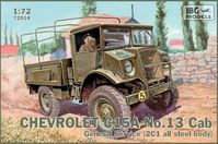 Chevrolet C.15A No.13 Cab General Service - Image 1