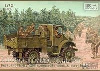 Chevrolet C15A No.11 Cab Personel Lorry (2H1 Composite Wood & Steel Body) - Image 1