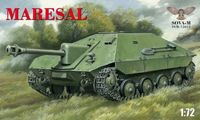 MARESAL M-04 WWII Romanian tank destroyer