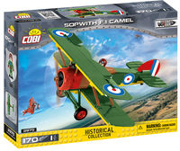 Cobi Small Army Sopwith F.I Camel