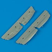 Mosquito Undercarriage Covers Tamiya - Image 1