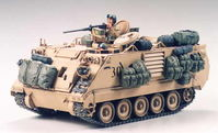 US M113A2 Armored Personnel Carrier Desert Version