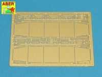 Side skirts for PzKpfw IV (H.J),Brummbar - Image 1