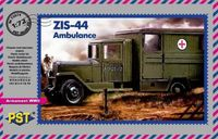 ZIS-44 Ambulance - Image 1