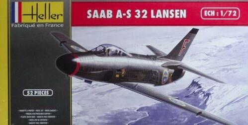 Saab lansen
