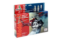 BELL 412 Los Angeles City Fire Department MODEL SET - Image 1