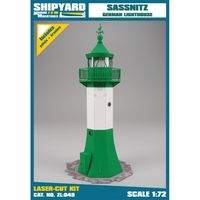 Lighthouse Sassnitz skala 1:72
