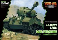 World War Toons U.S.Heavy Tank M26 Pershing
