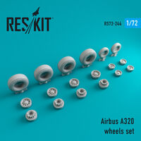 A320 wheels set - Image 1