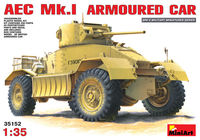 AEC Mk.I ARMOURED CAR