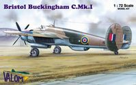 British medium-bomber Bristol Buckingham C Mark I