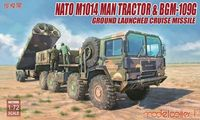 NATO M1014 MAN Tractor & BGM-109G Ground Launched Cruise Missile