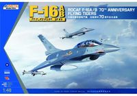 F-16A/B ROCAF 70th Anniversary Flying Tigers