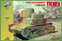 TKW-I - Polish light tank