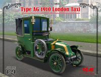 Type AG 1910 London Taxi