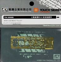 M5A1 PE for Light Guard and Detail Up Set - Image 1