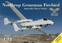 Northrop Grumman Firebird Optionally Piloted Vehicle