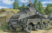 Sd.Kfz. 231 Early Type - Image 1