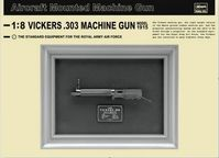 52110  Vickers .303 Machine Gun Model 1915