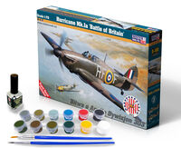 Hurricane Mk.Ia Battle of Britain - Model Set - Image 1