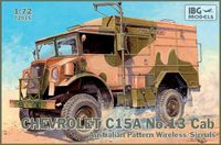 Chevrolet C.15A No.13 Cab Australian Pattern Wireless / Signals - Image 1