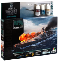 World of Warships - Admiral Graf Spee - Action Stations - Image 1
